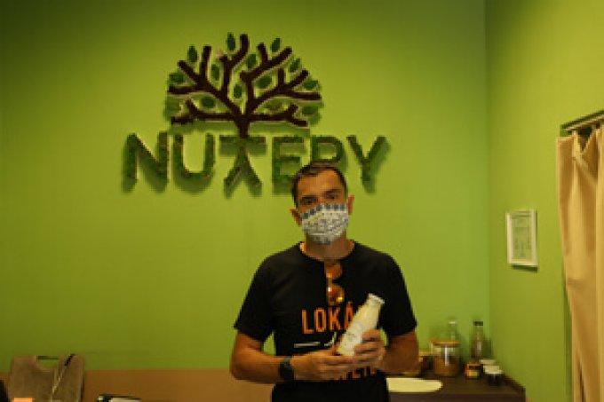 Nuttery – vegánske nápoje a jogurty