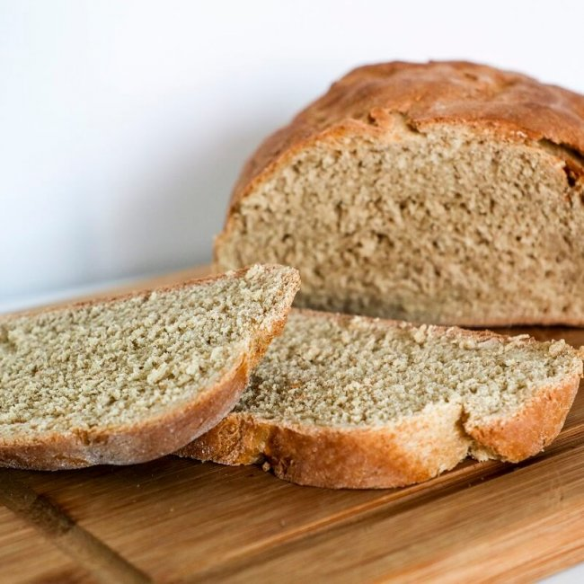 Chlieb s peľom