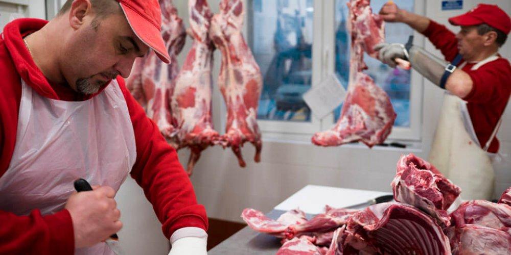 O mäsovýrobe BEZ éčok