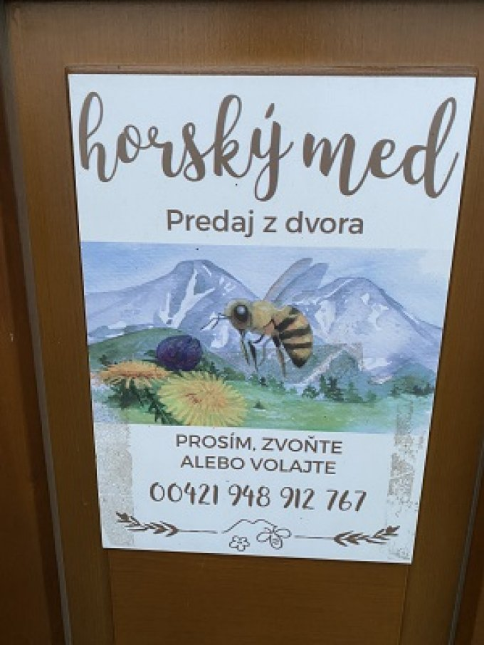 U šťastnej včely